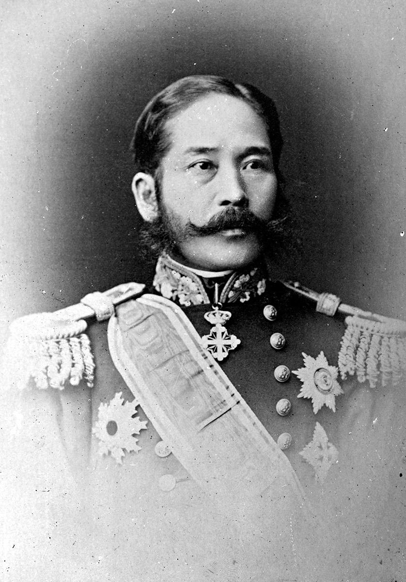 蝦夷共和国総裁 榎本武揚