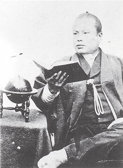 箱館府権判事 山東一郎